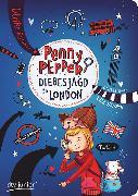 Cover-Bild zu Rylance, Ulrike: Penny Pepper - Diebesjagd in London