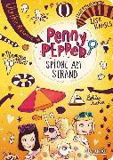 Cover-Bild zu Rylance, Ulrike: Penny Pepper - Spione am Strand