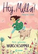 Cover-Bild zu Schöde, Katharina: Hey, Milla! (Band 1) - Mein geheimer Wünschesommer
