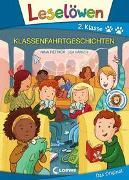 Cover-Bild zu Petrick, Nina: Leselöwen 2. Klasse - Klassenfahrtgeschichten