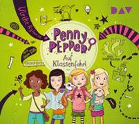 Cover-Bild zu Rylance, Ulrike: Penny Pepper - Teil 6: Auf Klassenfahrt