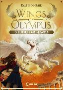 Cover-Bild zu George, Kallie: Wings of Olympus (Band 1) - Die Pferde des Himmels (eBook)