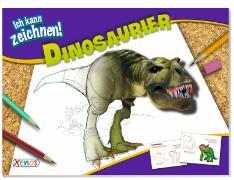 Cover-Bild zu Nelson Verkaufspaket. Ich kann zeichnen! Dinosaurier