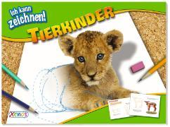 Cover-Bild zu Nelson Verkaufspaket. Ich kann zeichnen! Tierkinder