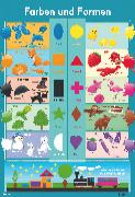 Cover-Bild zu Nelson Verkaufspaket. Farben und Formen