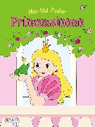 Cover-Bild zu VE 5 Mein Mal-Zauber: Prinzessinnen von Ortega, Christian (Illustr.)