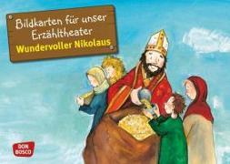 Cover-Bild zu Wundervoller Nikolaus von Herrmann, Bettina