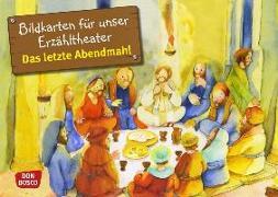 Cover-Bild zu Bildkarten für unser Erzähltheater: Das letzte Abendmahl von Arnold, Monika