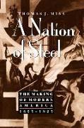 Cover-Bild zu Misa, Thomas J.: A Nation of Steel: The Making of Modern America, 1865-1925