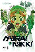 Cover-Bild zu Esuno, Sakae: Mirai Nikki 03