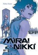 Cover-Bild zu Esuno, Sakae: Mirai Nikki 6