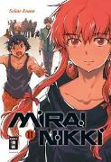 Cover-Bild zu Esuno, Sakae: Mirai Nikki 11