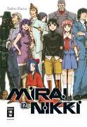 Cover-Bild zu Esuno, Sakae: Mirai Nikki 12