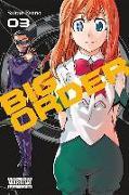 Cover-Bild zu Sakae Esuno: Big Order, Vol. 3