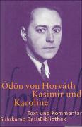 Cover-Bild zu Horváth, Ödön von: Kasimir und Karoline