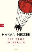 Cover-Bild zu Nesser, Håkan: Elf Tage in Berlin
