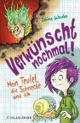 Cover-Bild zu Schoder, Sabine: Verwünscht nochmal! Mein Teufel, die Schnecke und ich (eBook)