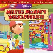 Cover-Bild zu Bingenheimer, Gabriele: Disney Meister Manny's Werkzeugkiste - Folge 8 (Audio Download)