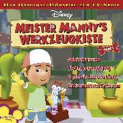Cover-Bild zu Bingenheimer, Gabriele: Disney Meister Manny's Werkzeugkiste - Folge 1 (Audio Download)