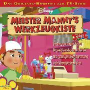 Cover-Bild zu Bingenheimer, Gabriele: Disney Meister Manny's Werkzeugkiste - Folge 5 (Audio Download)