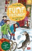 Cover-Bild zu Fünf Freunde und das Weihnachtsgeheimnis von Blyton, Enid