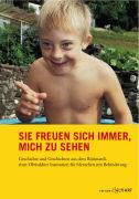 """Cover-Bild zu Gasser, Heidy: """"Sie freuen sich immer, mich zu sehen"""""""