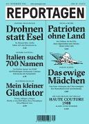 Cover-Bild zu Grassegger, Hannes: Reportagen #31