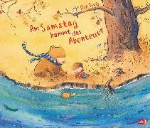 Cover-Bild zu Tavis, Dan: Am Samstag kommt das Abenteuer (eBook)