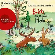 Cover-Bild zu Stohner, Anu: Erkki, der kleine Elch (Gekürzte Lesung) (Audio Download)