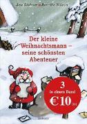Cover-Bild zu Stohner, Anu: Der kleine Weihnachtsmann - seine schönsten Abenteuer