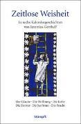 Cover-Bild zu Gotthelf, Jeremias: Zeitlose Weisheit