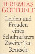Cover-Bild zu Gotthelf, Jeremias: Leiden und Freuden eines Schulmeisters 2