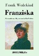 Cover-Bild zu Wedekind, Frank: Franziska