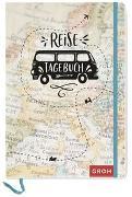 Cover-Bild zu Reisetagebuch (Landkarte) von Groh Kreativteam (Hrsg.)