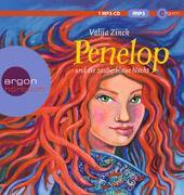 Cover-Bild zu Zinck, Valija: Penelop und die zauberblaue Nacht