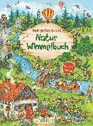 Cover-Bild zu Loewe Naturkind (Hrsg.): Mein großes buntes Natur-Wimmelbuch (Sammelband)