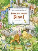 Cover-Bild zu Loewe Wimmelbücher (Hrsg.): Mein Wimmel-Wendebuch - Finde den kleinen Dino! / Finde das blaue Auto!