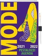 Cover-Bild zu Dürig, Regina: Pestalozzi-Agenda 2021/22