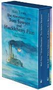Cover-Bild zu Twain, Mark: Die Abenteuer von Tom Sawyer und Huckleberry Finn