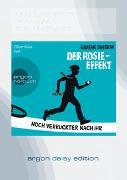 Cover-Bild zu Simsion, Graeme: Der Rosie-Effekt (DAISY Edition)