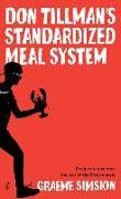 Cover-Bild zu Simsion, Graeme: Don Tillman's Standardised Meal System
