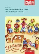 Cover-Bild zu Mit allen Sinnen zum Lesen und Schreiben finden von Klink, Gabriele