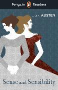 Cover-Bild zu Austen, Jane: Penguin Readers Level 5: Sense and Sensibility (ELT Graded Reader)