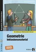Cover-Bild zu Geometrie - Inklusionsmaterial (5. bis 10. Klasse) von Spellner, Cathrin