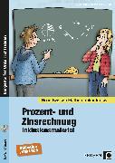 Cover-Bild zu Prozent- und Zinsrechnung - Inklusionsmaterial von Spellner, C.