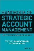 Cover-Bild zu Woodburn, Diana: Handbook of Strategic Account Management