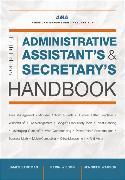 Cover-Bild zu Stroman, James: Administrative Assistant's and Secretary's Handbook