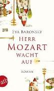 Cover-Bild zu Baronsky, Eva: Herr Mozart wacht auf
