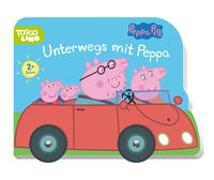 Cover-Bild zu Peppa Pig Unterwegs mit Peppa von Bensch, Katharina