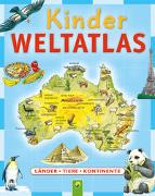 Cover-Bild zu Kinder Weltatlas